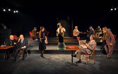 Réunions 'Théâtre action'